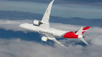 Photo of Qantas is set to cancel nearly all international flights until March 2021 as pandemic batters air travel | CNBC
