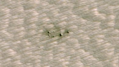 Photo of Artificial intelligence helps classify new craters on Mars   Space.com