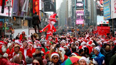 Photo of NYC's Santacon Bar Crawl Canceled by COVID-19 | Long Island Press