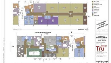 Photo of Plans are drawn for ARIZONA@WORK Job Center | White Mountain Independent