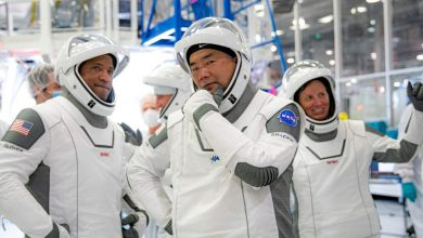 Photo of Astronaut Soichi Noguchi has now flown on 3 different spaceships. SpaceX's Crew Dragon is 'the best,' he said. | Business Insider