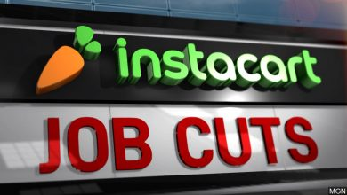 Photo of Instacart cutting more than 1,800 jobs, including unionized workers | kwwl.com