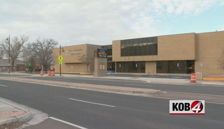 Photo of Town of Bernalillo opens its first drive-thru COVID testing site | KOB