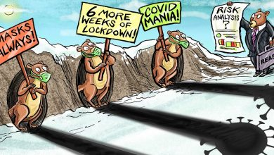 Photo of Opinion   An American Epidemic of 'Covid Mania'   The Wall Street Journal
