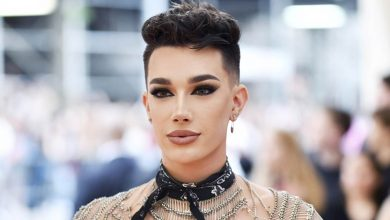 """Photo of James Charles accuses former employee suing him for wrongful termination of """"blackmail""""   NBC News"""